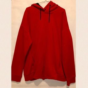 Red Hoodie Red Hooded Sweater